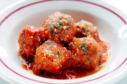 Stuzzicheria Award Winning Meatballs
